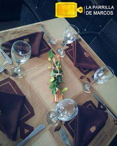 LA PARRILLA DE MARCOS te invita a celebrar todas tus reuniones especiales con nosotros, recuerda la decoración va por cuenta de la casa, si celebras tu cumpleaños recibirás un postre de obsequio y si deseas celebrar con tu pareja una fecha especial (cumpleaños, compromiso, aniversario, cena romántica) tu y tu acompañante recibirán una copa de vino o champaña de la casa de cortesía por que nos encanta vivir contigo esos momentos tan especiales. #dejahuellaentupaladar…
