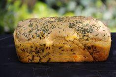 Receta de Pan de Zapallo y Ciboulette - Receta Vegetariana
