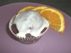 . . .Una finestra sul mondo. . . : Muffin al cioccolato e arance speziate