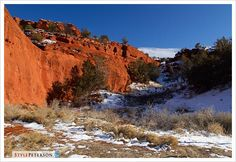 Jemez Red Rock, New Mexico