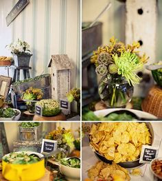 woodsie theme baby shower | winnie the pooh baby shower | Pooh Bear Party Perfection