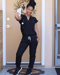 nursing programs in oregon Scrubs Outfit, Scrubs Uniform, Nursing Goals, Beautiful Nurse, Black Scrubs, Cute Scrubs, Medical Scrubs, Nursing Scrubs, Nursing Clothes