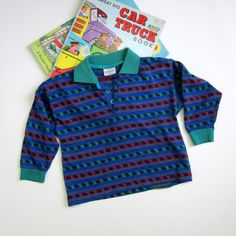 Childs Size 5 Vintage Health Tex Long Sleeve by AttysSproutVintage, $7.00