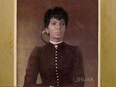 Uhura in the 19th century.