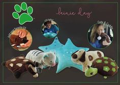 Horsey Aroma Pets Pillow Aromatherapy, Night Light, Comfort / Lainie Day