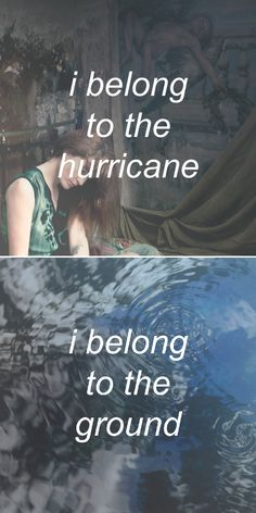 hurricane drunk – lungs (2009) /// mother – how big how blue how beautiful (2015)