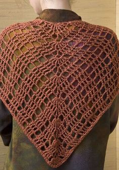 Stunning Crochet Shawls in a Snap: 10 Free Patterns | moogly