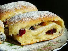 Chocolate dust: Marzipan rolls / Rolnice sa marcipanom