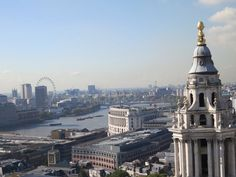View from #StPauls #London