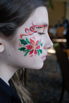 Holiday Face painting!