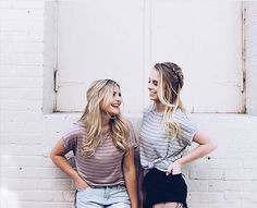 This week select striped tees are 2 for $32 #myhopeave