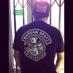 #warsawbratz #akuma101 #streetwear #t-shirt #snapback