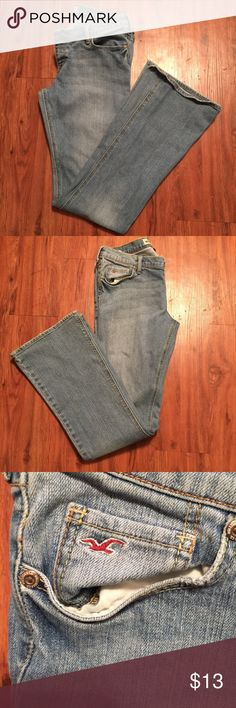 1a69a879ac8 🎀Hollister Jeans🎀 Hollister Jeans that are in very good conditions. no  holes