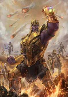 Avengers Infinity War Thanos and the Black Order Marvel Avengers, Captain Marvel, Marvel Comics, Avengers Film, Iron Man Avengers, Thanos Marvel, Marvel Villains, Marvel Comic Universe, Comics Universe