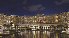 Hotel The Ritz-Carlton Abu Dhabi Grand Canal - Abu Dhabi #HotelDirect info: HotelDirect.com