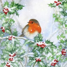 Lisa Alderson - LA - Robin And Holly