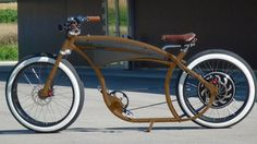 OCOBIKE CUSTOM E-BIKE - OCOBIKE- Beach Cruiser vélo shop Neuchatel,Lowriders bikes,Choppers bikes,Custom vélo