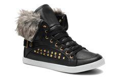 Thamoute I Love Shoes (Noir) : livraison gratuite de vos Baskets Thamoute I Love Shoes chez Sarenza