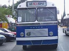 Who can forget these blue buses in Greece during the 60'S. Ridding them jammed pack with commuters with no air conditioning.