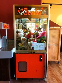 Automaten-Kultur: Greifarm-Automat