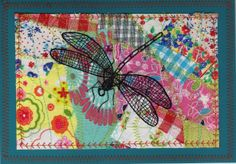 2014239  Dragonfly-by Neeltje-Pops of Color