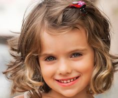 awesome Short Haircuts for Little Girls with Curly Hair... - My blog solomonhaircuts.pw