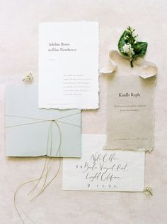 Grey wedding stationery: Photography: We Are Origami - http://weareorigami.com.au/