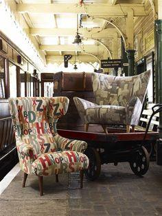 Linwood Fabrics / Art House