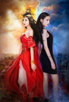 Cute Asian Girls, Beautiful Asian Girls, Cute Girls, Beautiful Fantasy Art, Beautiful Anime Girl, Asian Photography, Princess Outfits, China Girl, Chinese Actress