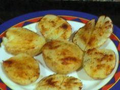 Patatas al horno - Comida Domingo -
