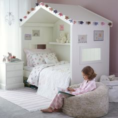 Matilda Bed Linen from The White Company