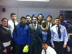 Diogo and his team | ANB Promotions