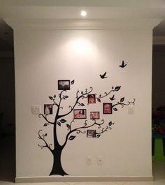 Árvore (adesivo) de fotos