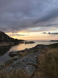 Solnedgång på Ramsvik
