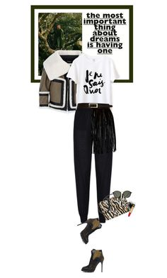 """""""Fridays - 06.11.15"""" by matilda66 ❤ liked on Polyvore featuring Kershaw, Dsquared2, STELLA McCARTNEY, River Island, Alexander McQueen, Mark Cross, Ray-Ban and Gucci"""