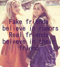 fake friends, friends, friendship, lauren conrad, text