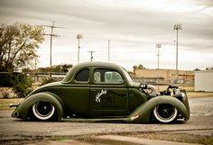 '36 Ford 5 window~