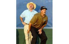 Phil Mickelson (Top 10 photos compromettantes dans le sport)