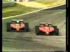 Da piccolo avevo una passione smodata per la Formula Uno. Non perdevo mai un gran premio e adoravo Gilles Villeneuve.