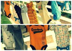 baby clothes clothes lines