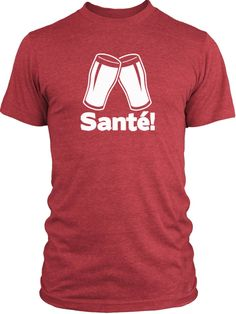 Big Texas Flemish Cheers (White) Vintage Tri-Blend T-Shirt