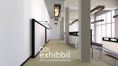 Virtual 3D Art Exhibition in the Washington DC Arts & Humanities 'I' Gal... 3d Art Gallery, Street Gallery, Virtual Art, Washington Dc, Home Decor, Decoration Home, Room Decor, Home Interior Design, Home Decoration