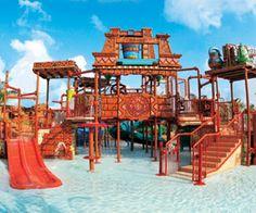 Best Beach Resorts for Families: Atlantis, Paradise Island, Bahamas