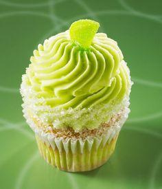 margarita cupcake :)