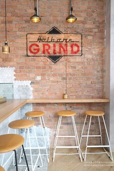 Holborn Grind by Petite Passport