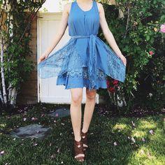 The Lilly 3-Piece Lace Dress Set