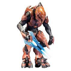 BESTSELLER! McFarlane Toys Halo 4 Series 1 - Elite Zealot with Energy Sword Action Figure $24.99