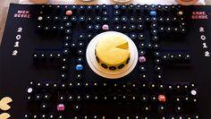 PACMAN kage og dessertbord