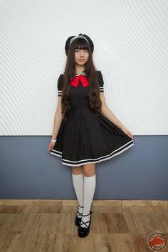 May Sakaali - sailor lolita