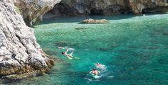 Schnorcheln in Kroatien